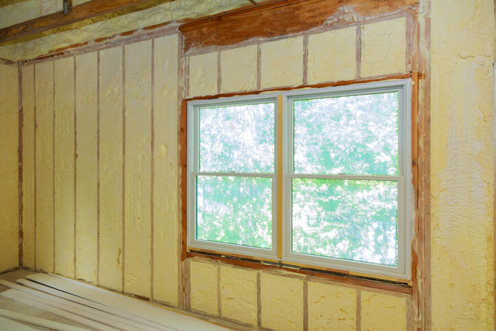 Spray Foam Insulation Redding Residential And Commercial