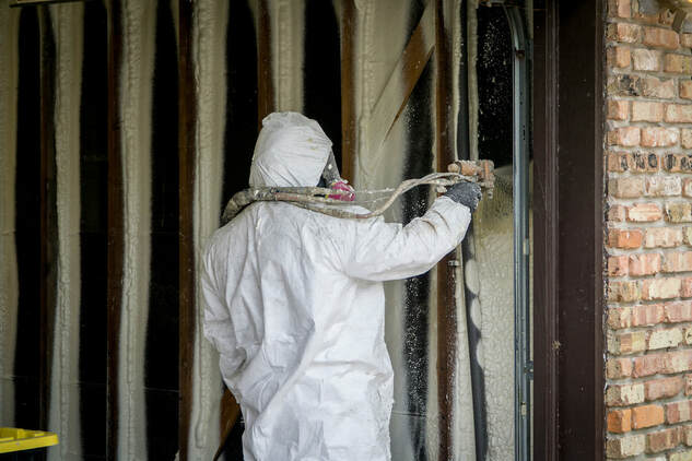 wall insulation technicians in CA