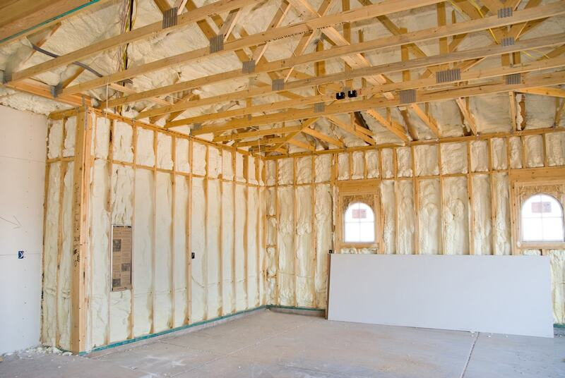 Spray Foam Insulation Oakland Ca Commercial Residential