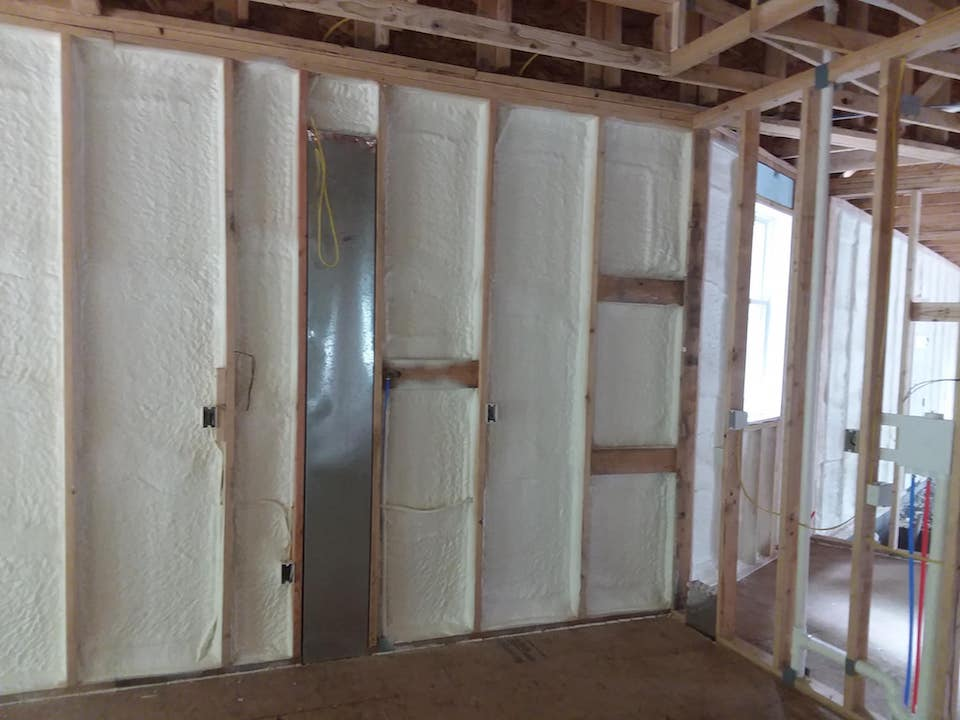 Spray Foam Insulation Bakersfield Commercial Amp Residential