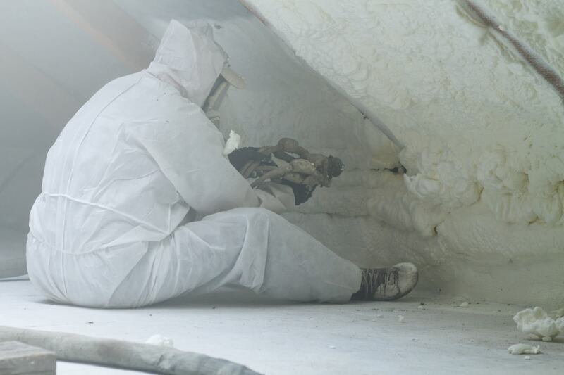 Spray Foam Insulation Installer Oakland, CA