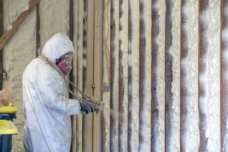 Spray Foam Insulation Installers Oakland, CA